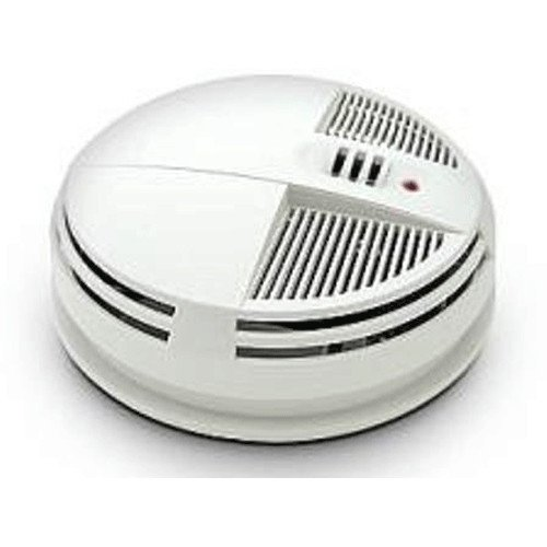 HD Infrared Smoke Detector Covert Camera (Side View)